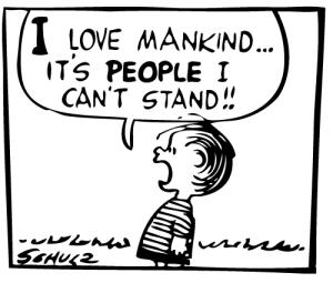 linus-love mankind
